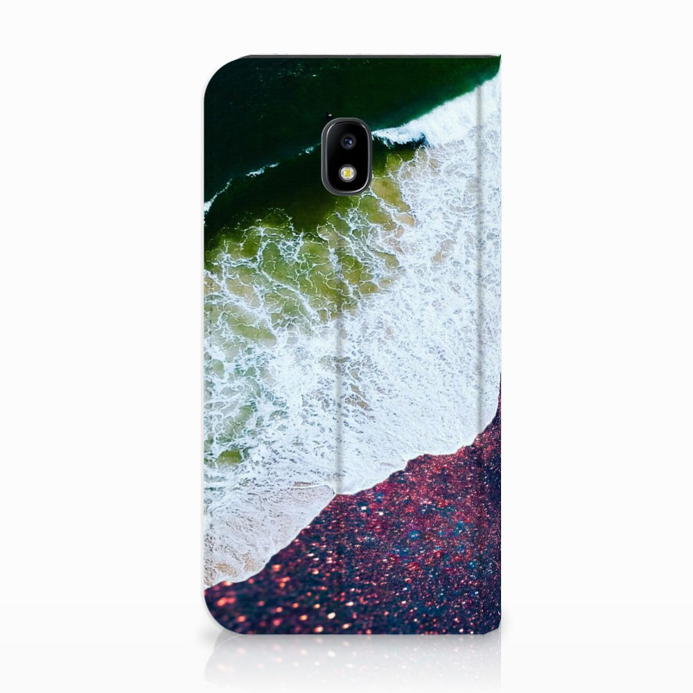 Samsung Galaxy J3 2017 Stand Case Sea in Space