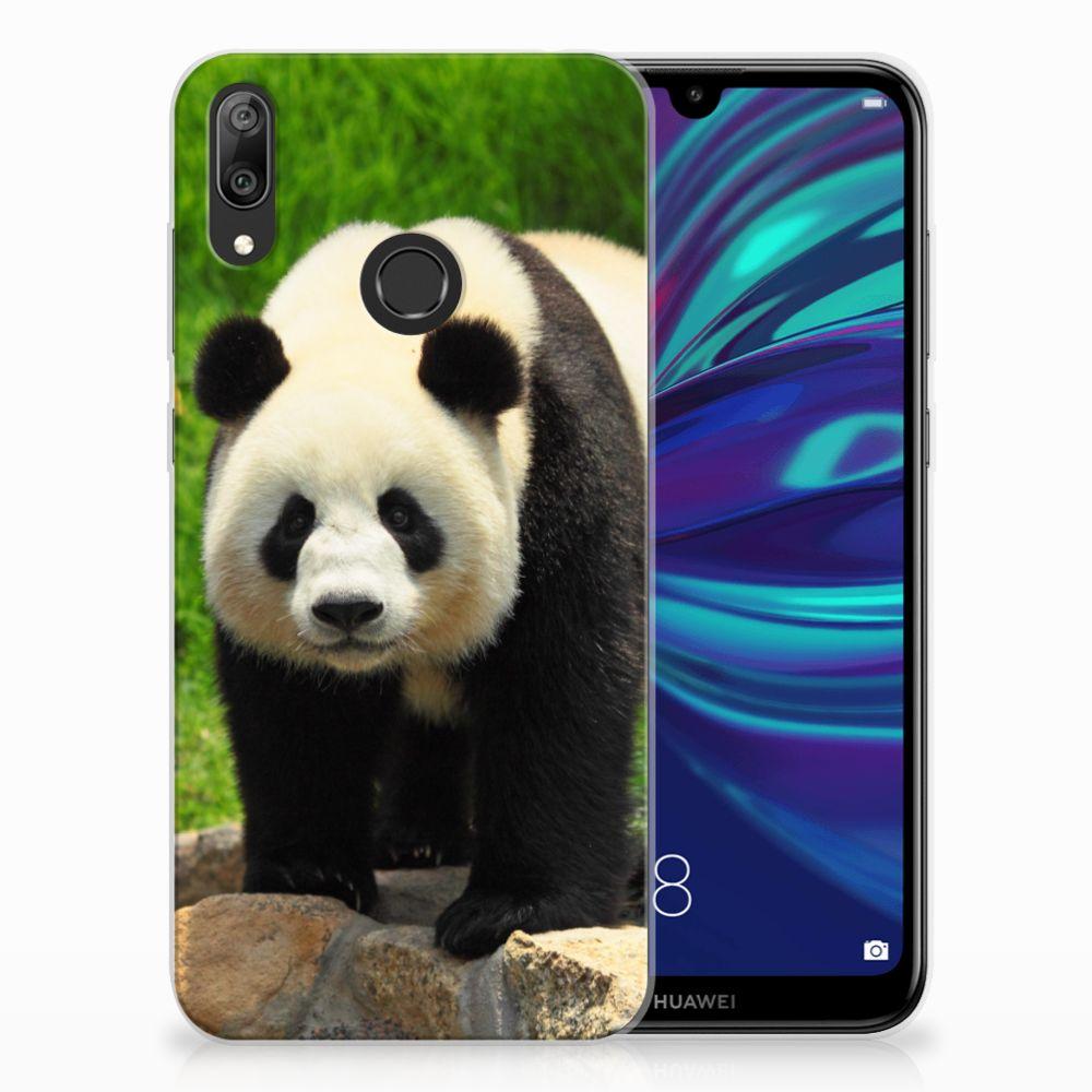 Huawei Y7 2019 Leuk Hoesje Panda
