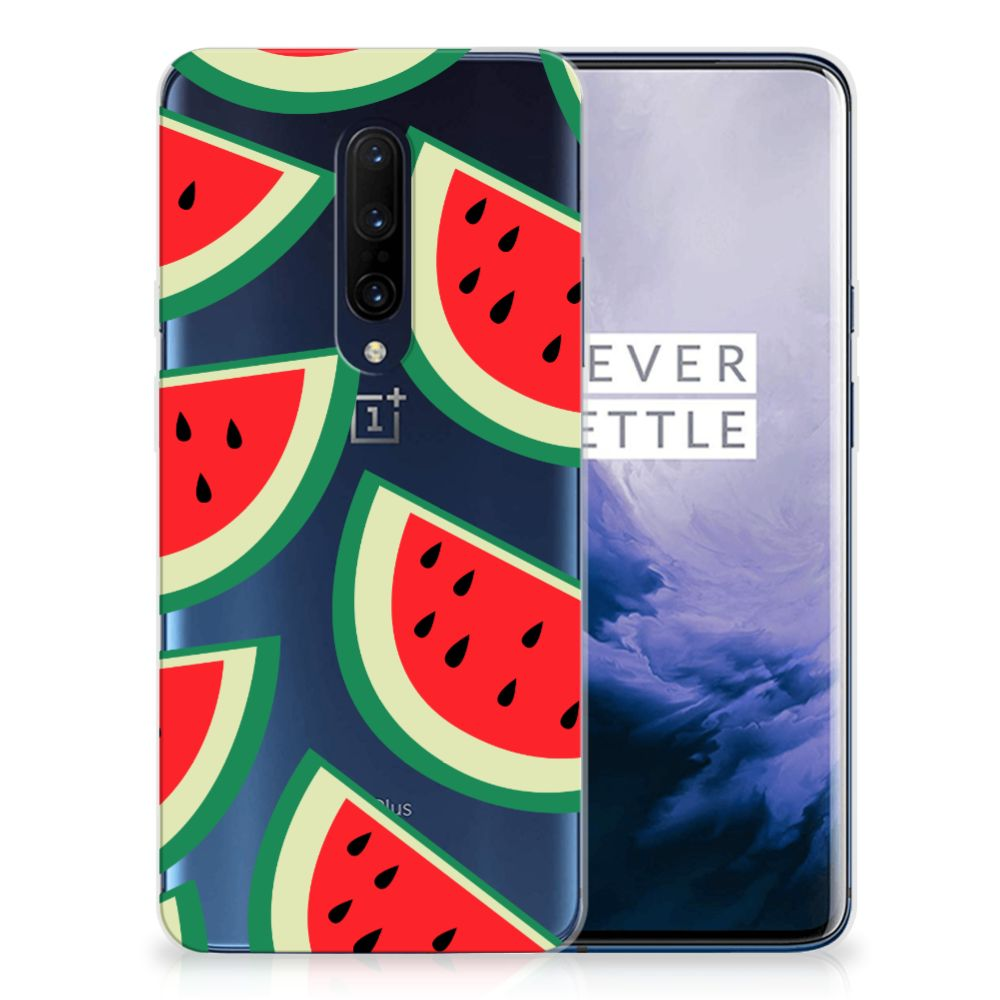 OnePlus 7 Pro Siliconen Case Watermelons