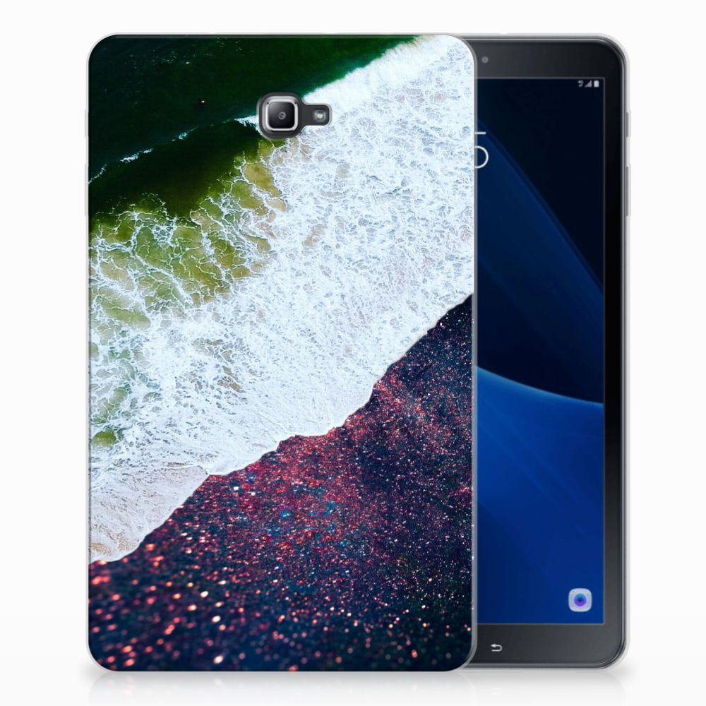 Samsung Galaxy Tab A 10.1 Back Cover Sea in Space