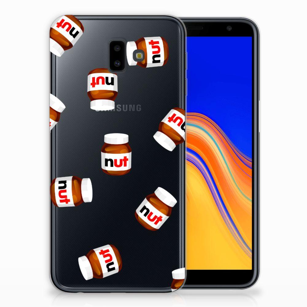 Samsung Galaxy J6 Plus (2018) Siliconen Case Nut Jar