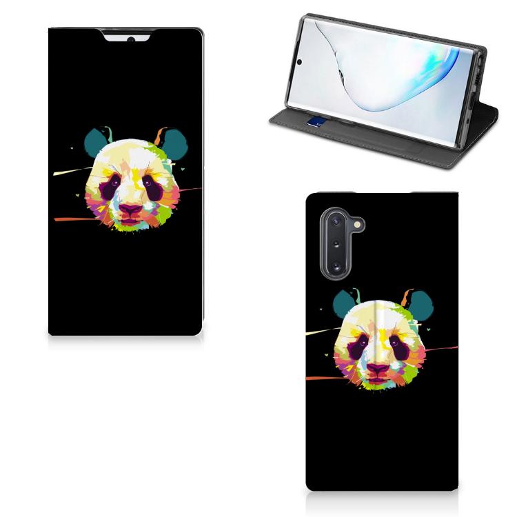 Samsung Galaxy Note 10 Magnet Case Panda Color
