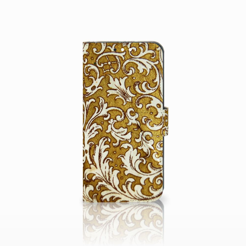 Huawei Mate 10 Lite Boekhoesje Design Barok Goud