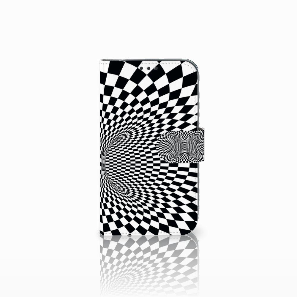 Samsung Galaxy Xcover 4 Bookcase Illusie