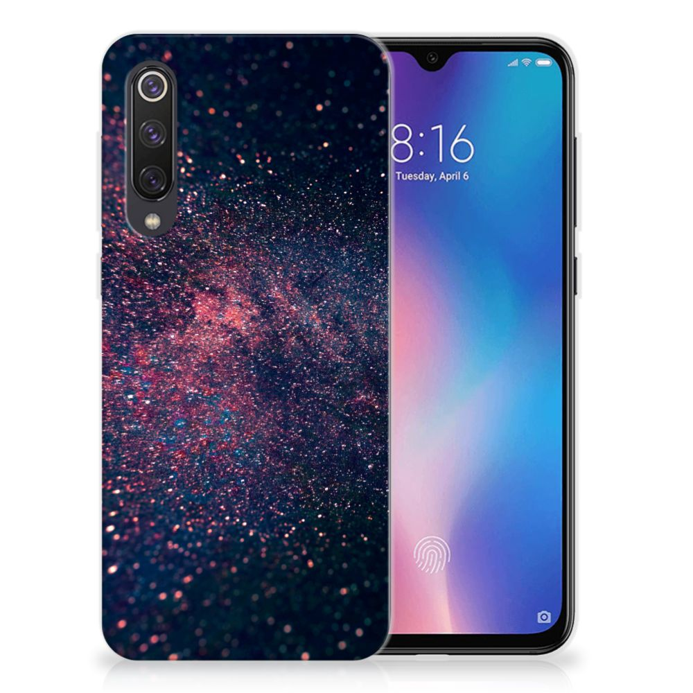 Xiaomi Mi 9 SE TPU Hoesje Stars