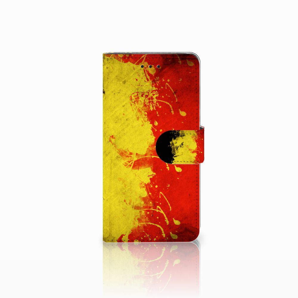 Huawei Y5 2018 Boekhoesje Design Belgische Vlag