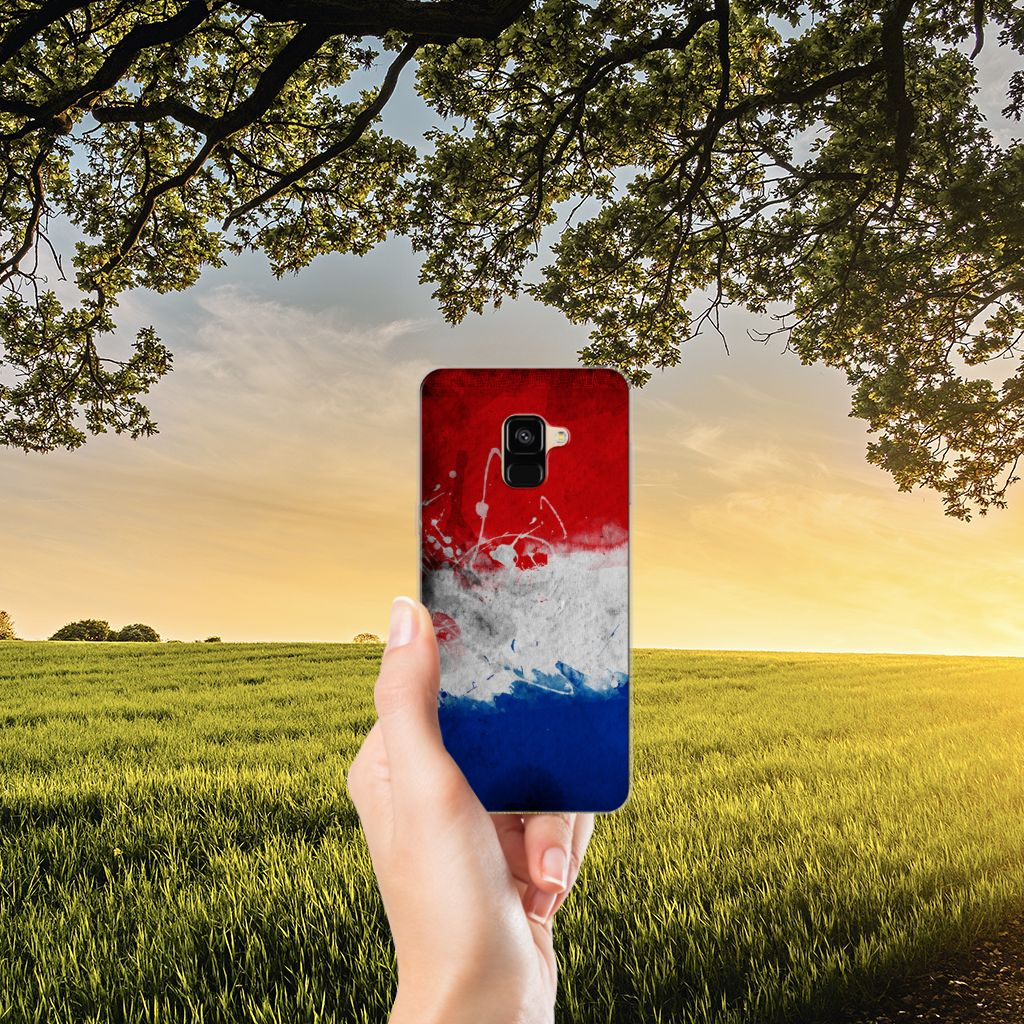 Samsung Galaxy A8 Plus (2018) Hoesje Nederland