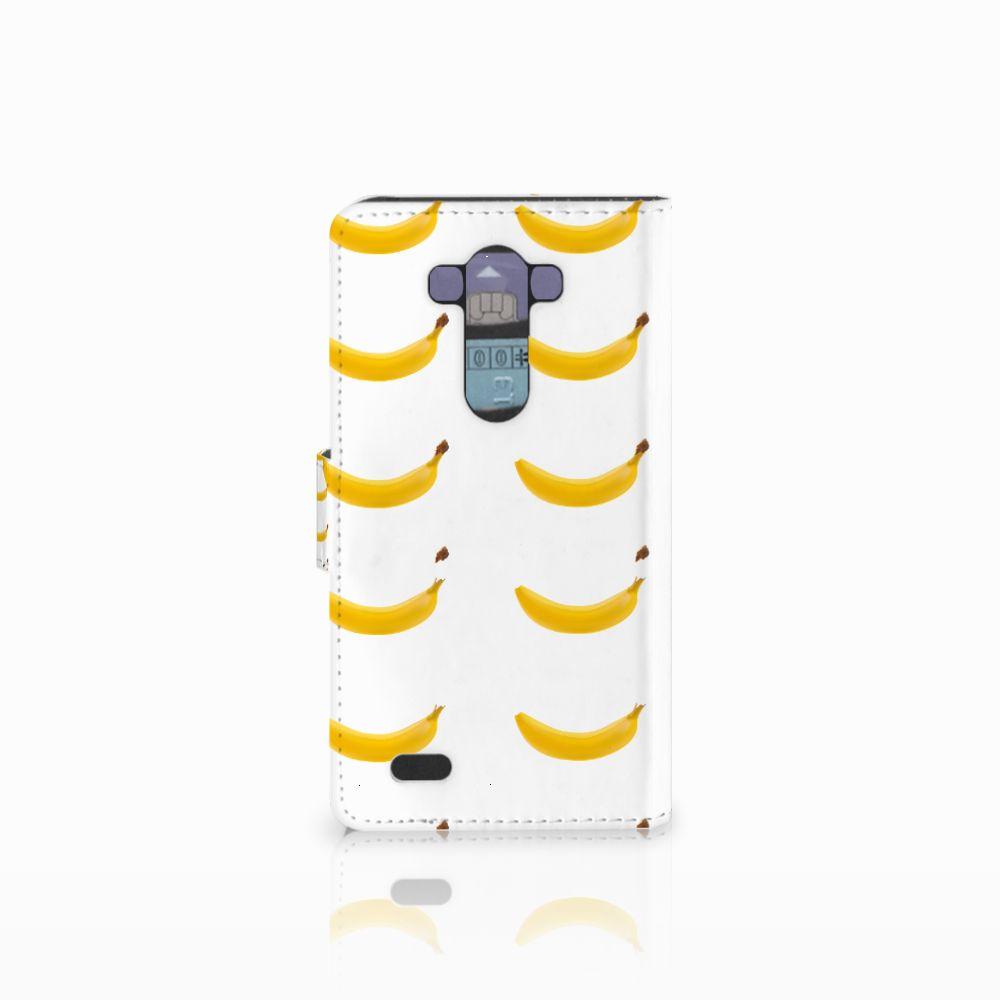 LG G3 Book Cover Banana
