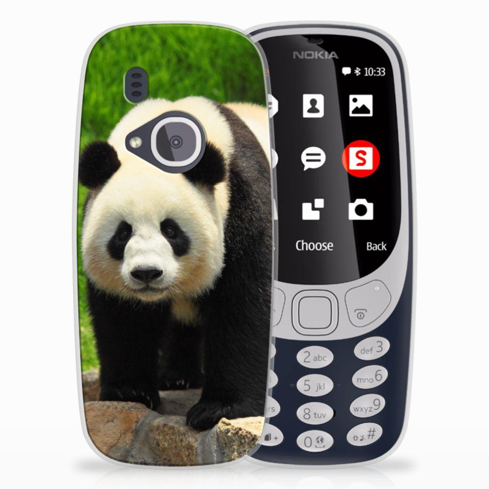 Nokia 3310 (2017) TPU Hoesje Panda