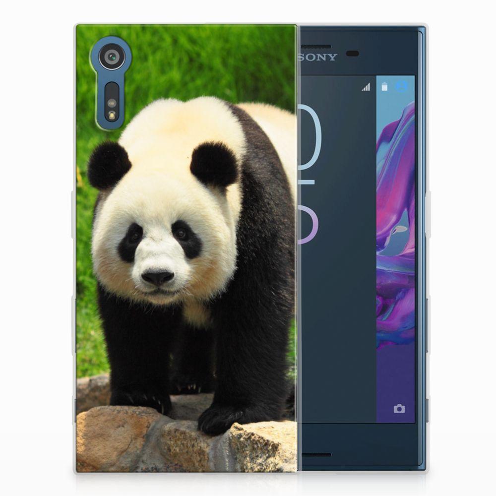 Sony Xperia XZs | XZ TPU Hoesje Design Panda