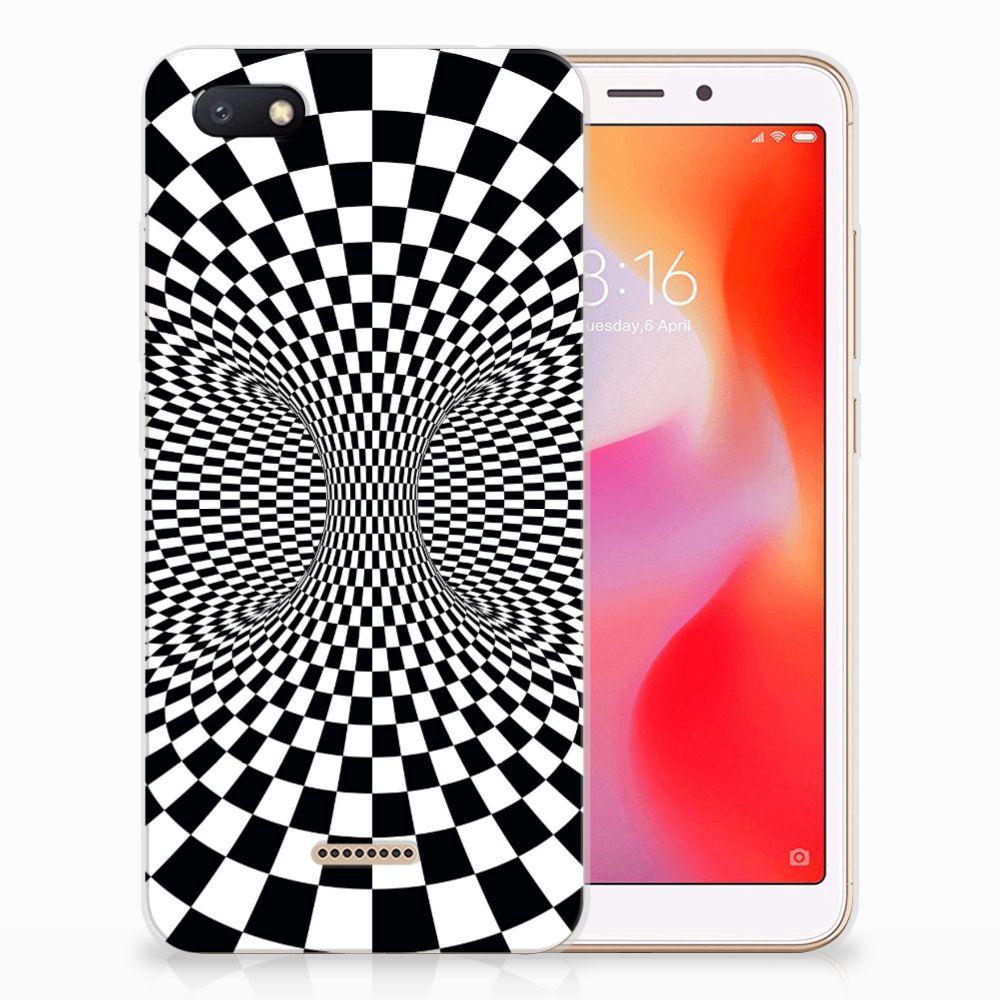 Xiaomi Redmi 6A TPU Hoesje Illusie