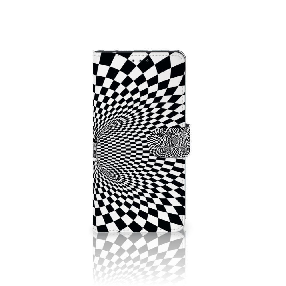 Samsung Galaxy A7 (2018) Boekhoesje Design Illusie