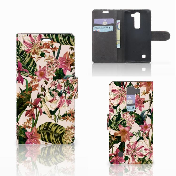 LG Magna | G4C Hoesje Flowers