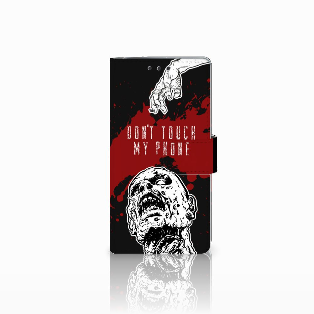 Sony Xperia X Performance Boekhoesje Design Zombie Blood