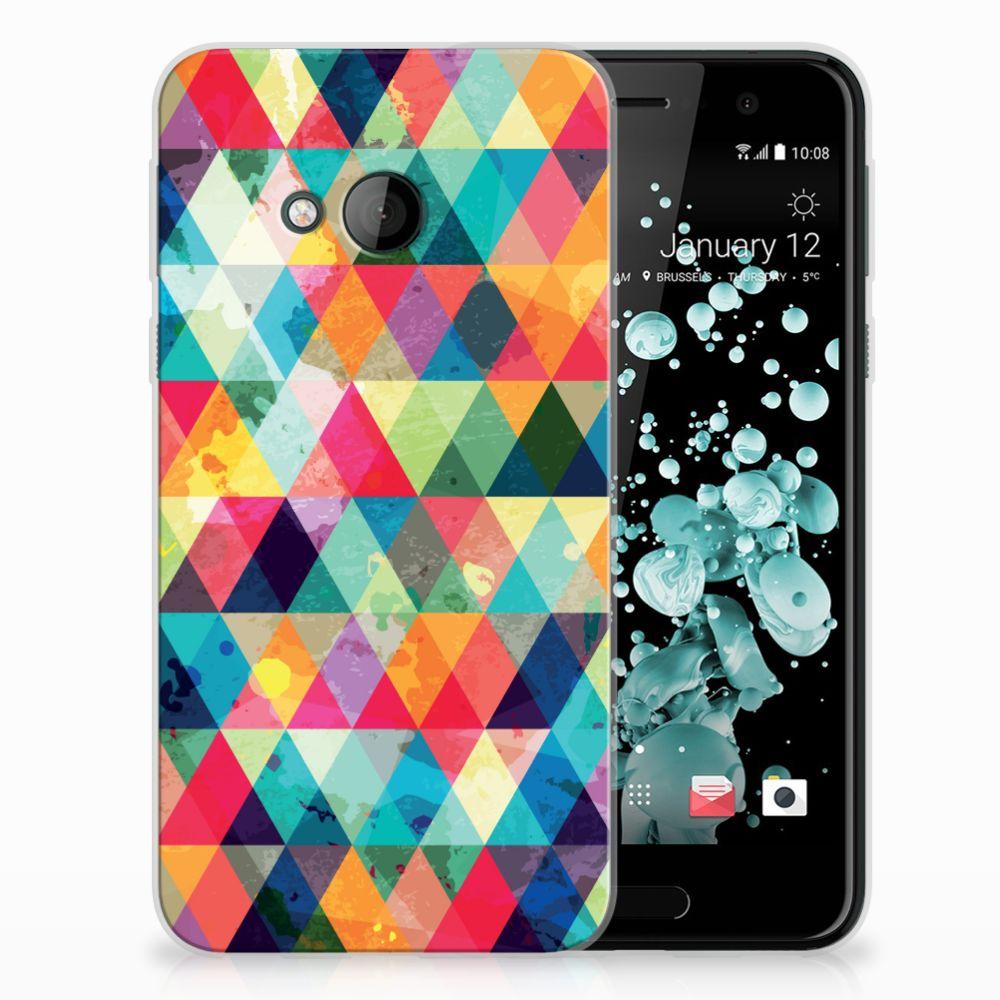 HTC U Play TPU bumper Geruit
