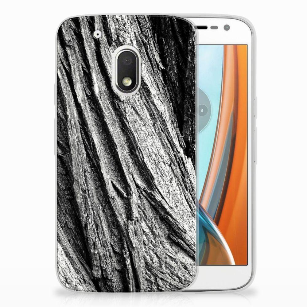 Motorola Moto G4 Play Uniek TPU Hoesje Boomschors