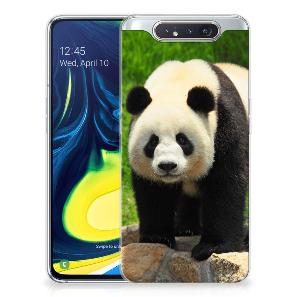 Samsung Galaxy A80 TPU Hoesje Panda