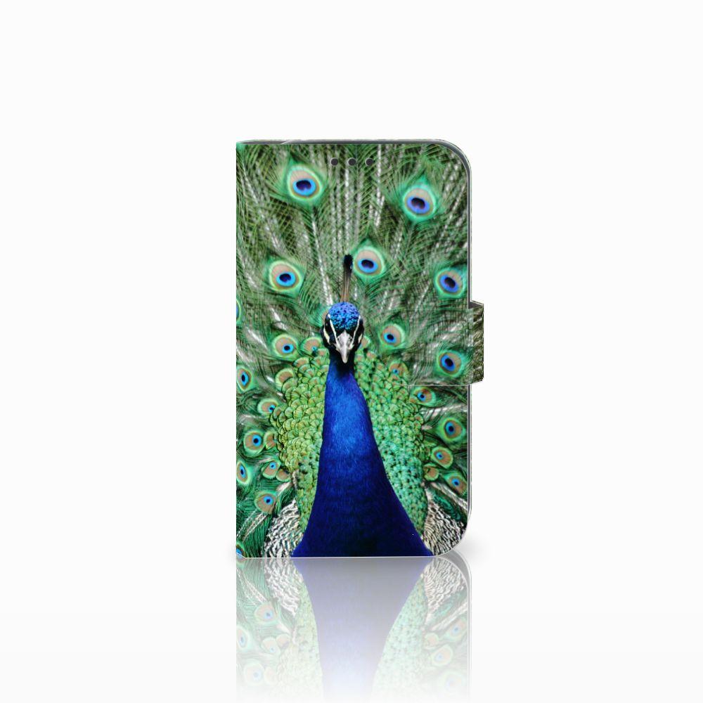 Samsung Galaxy Xcover 4 Boekhoesje Design Pauw
