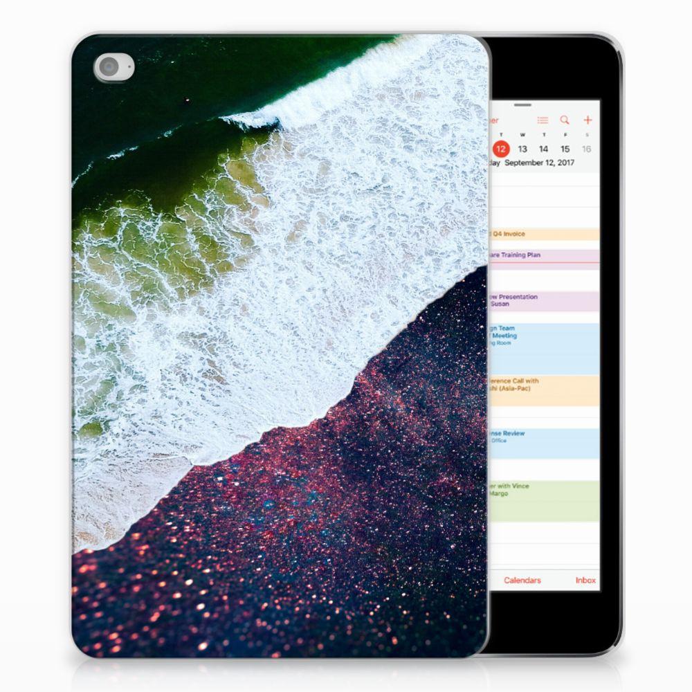 Apple iPad Mini 4   Mini 5 (2019) Back Cover Sea in Space