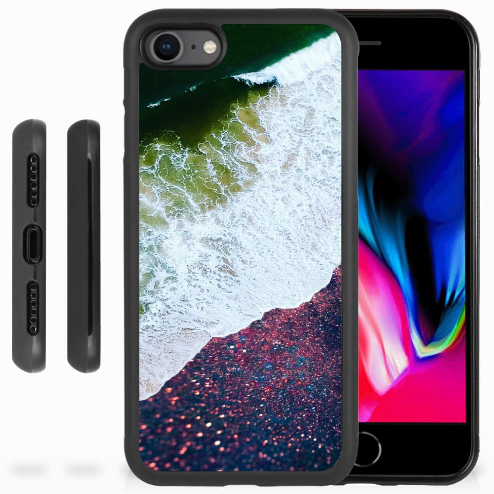 Apple iPhone 7 | 8 Grip Case Sea in Space