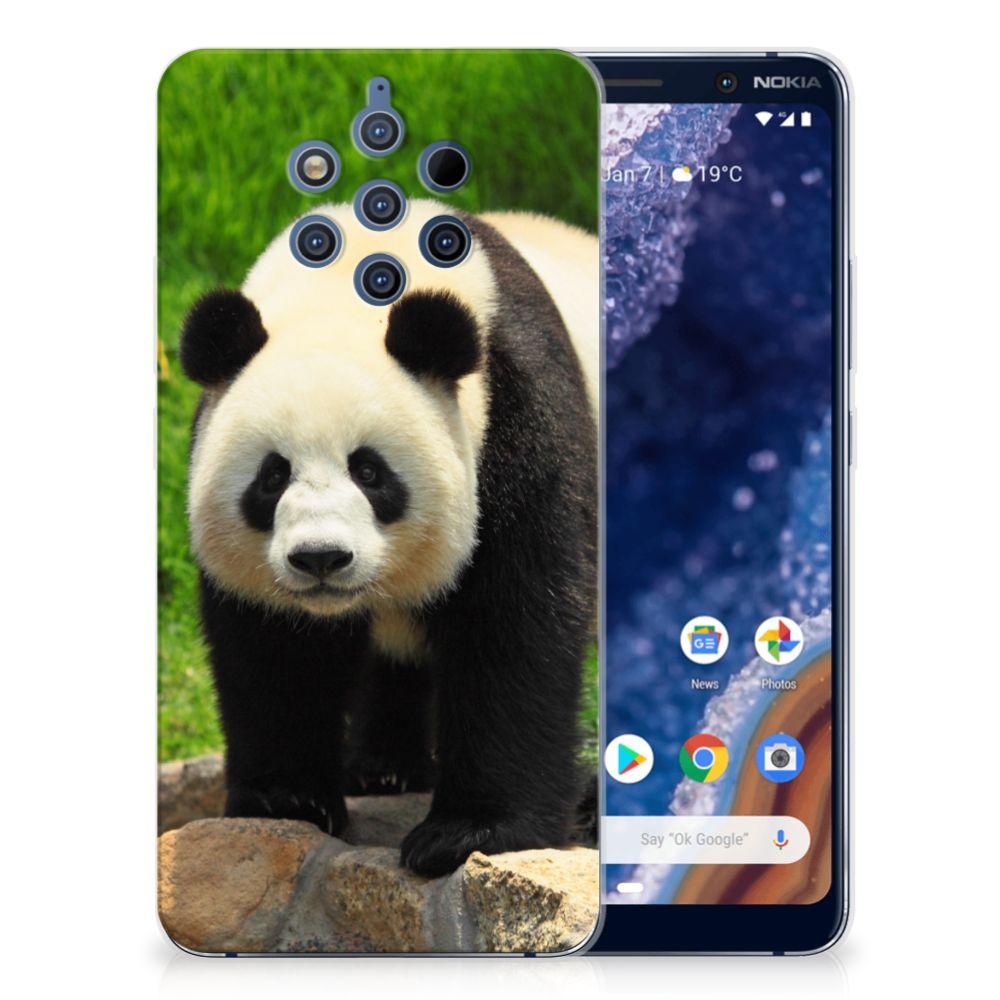 Nokia 9 PureView TPU Hoesje Panda