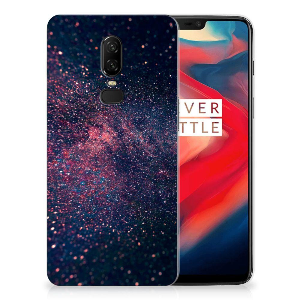OnePlus 6 TPU Hoesje Stars