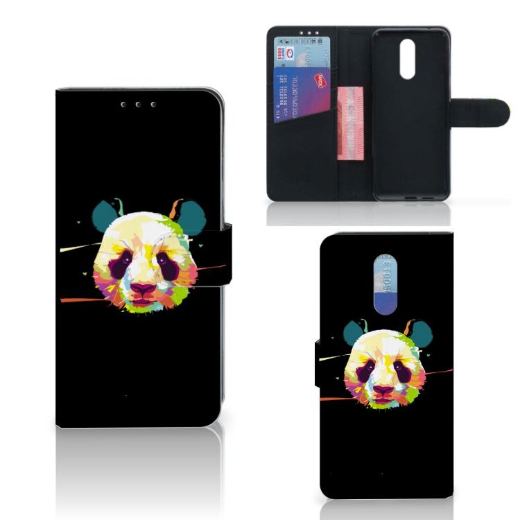 Nokia 3.2 Leuk Hoesje Panda Color