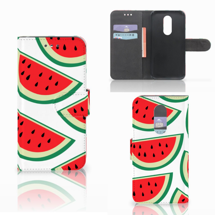 Wiko Wim Lite Book Cover Watermelons