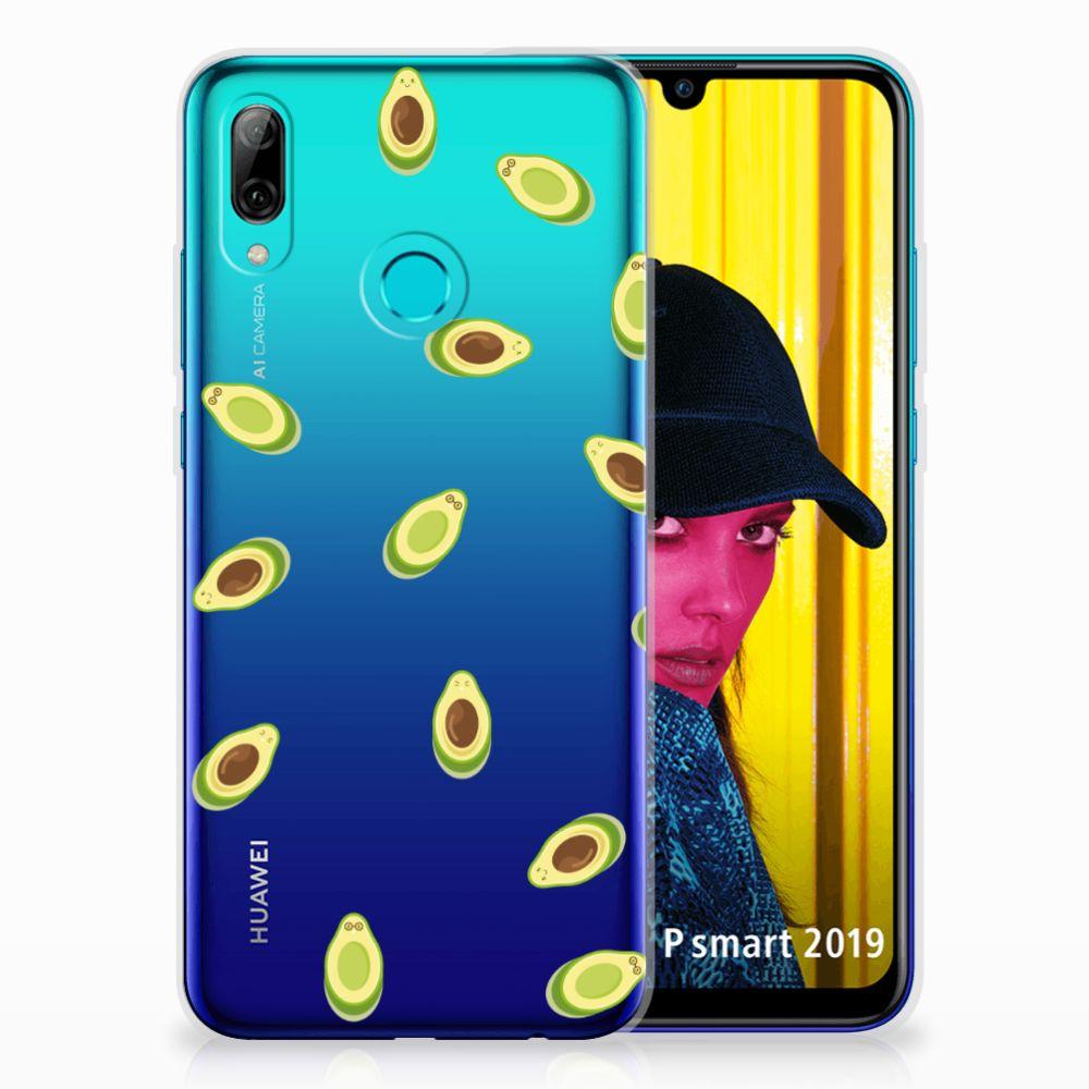 Huawei P Smart 2019 Siliconen Case Avocado