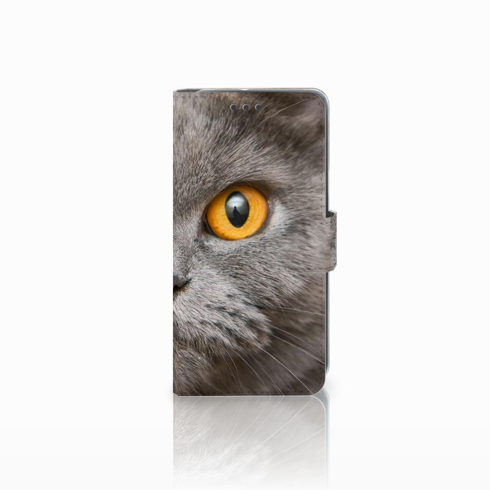 Telefoonhoesje met Pasjes HTC U11 Life Britse Korthaar