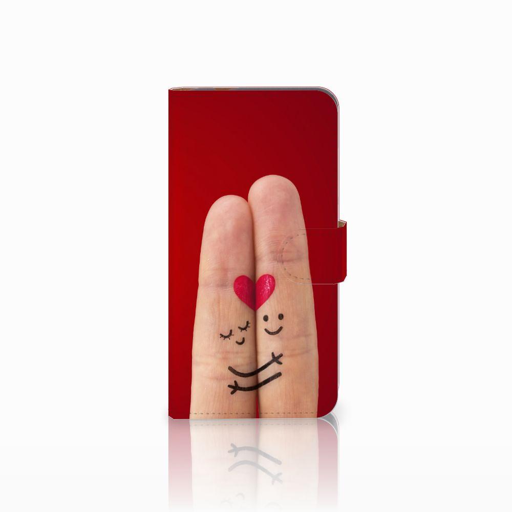 Huawei Nova Plus Uniek Boekhoesje Liefde