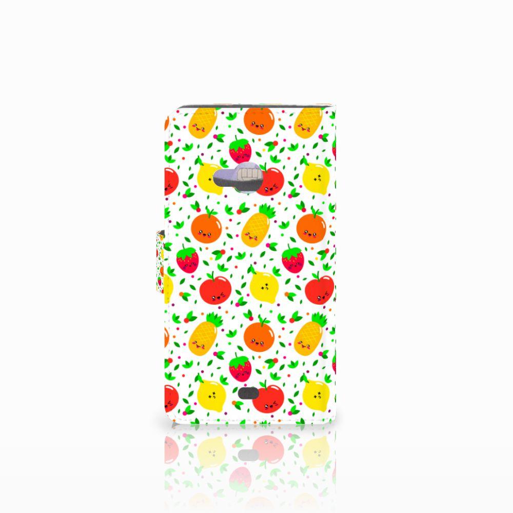 Microsoft Lumia 535 Book Cover Fruits