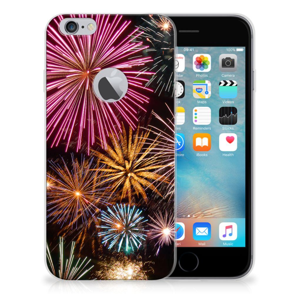Apple iPhone 6 Plus | 6s Plus Silicone Back Cover Vuurwerk