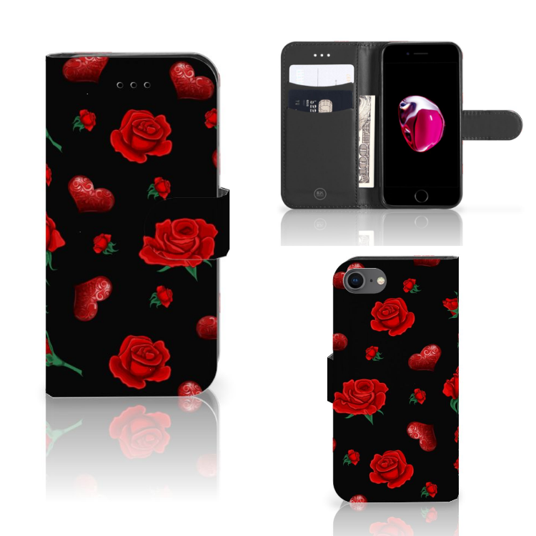 Apple iPhone 7 | 8 Leuk Hoesje Valentine