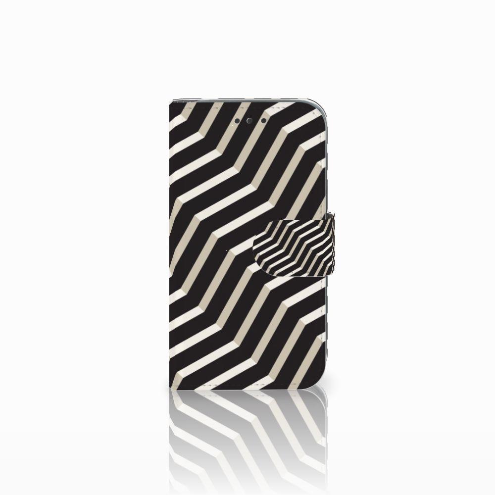 Samsung Galaxy Core Prime Bookcase Illusion