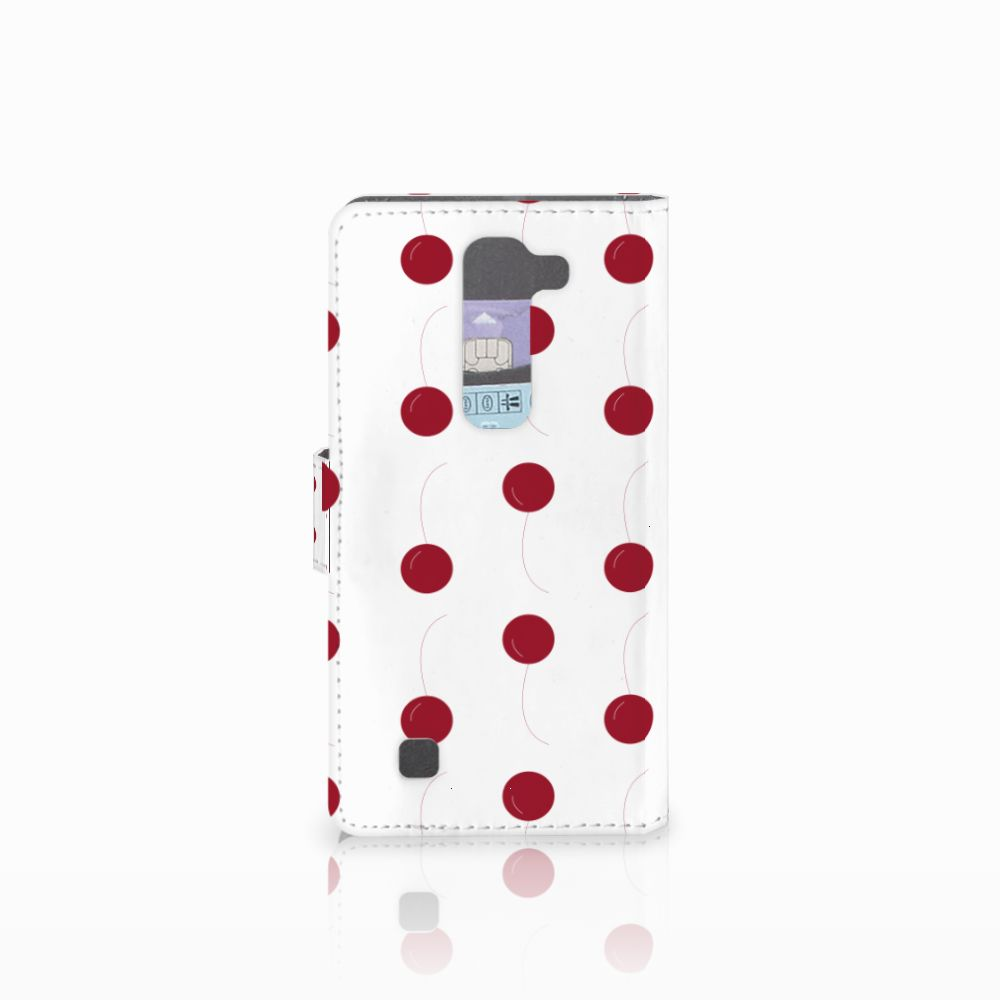 LG Magna | G4C Book Cover Cherries