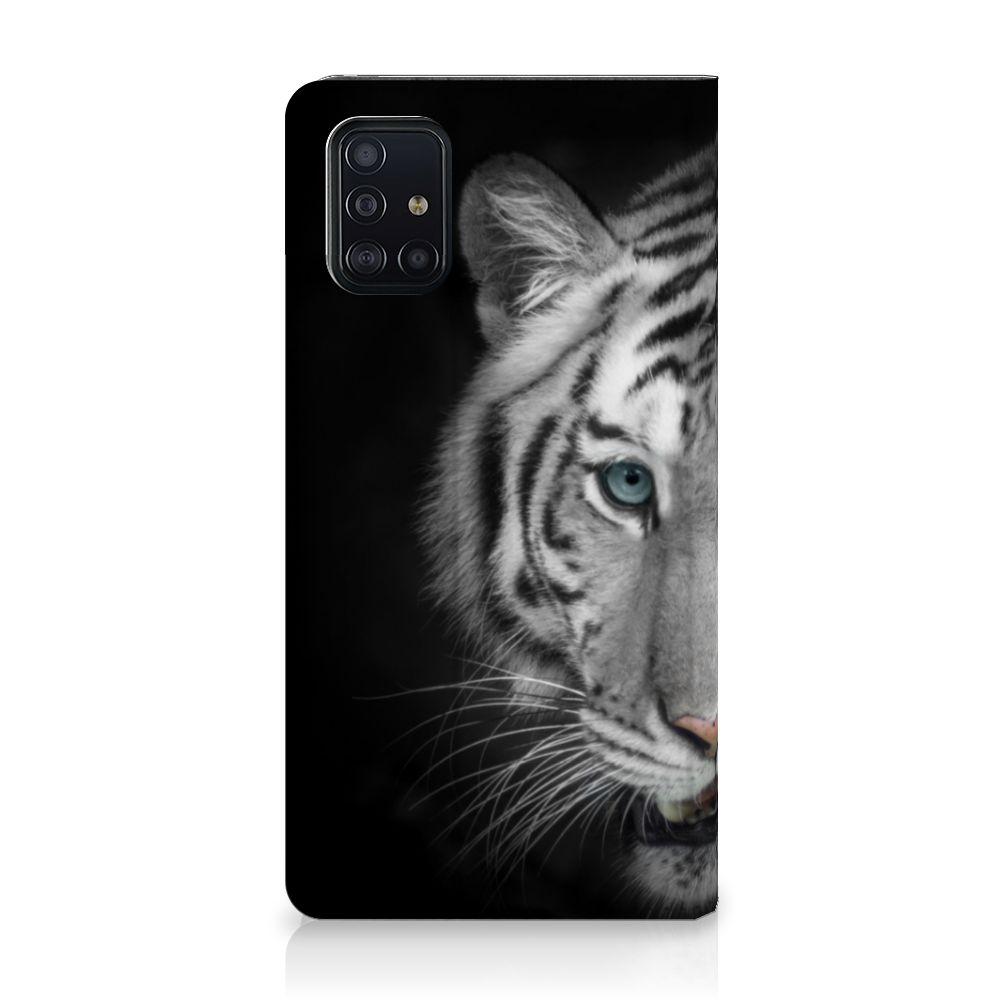 Samsung Galaxy A51 Hoesje maken Tijger