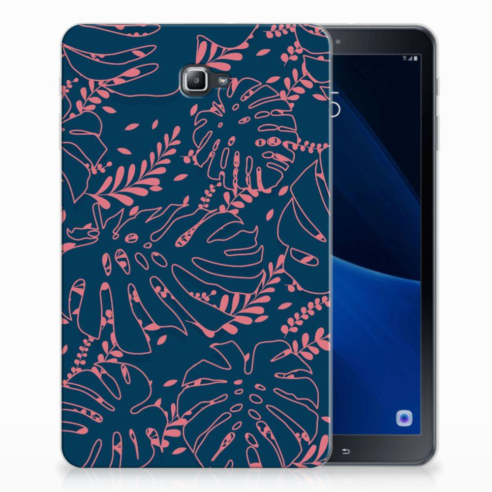 Samsung Galaxy Tab A 10.1 Tablethoesje Design Palm Leaves