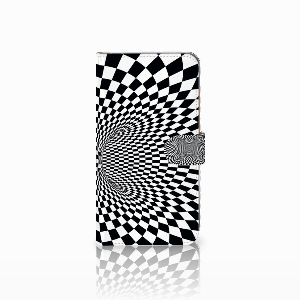Huawei Mate 9 Bookcase Illusie