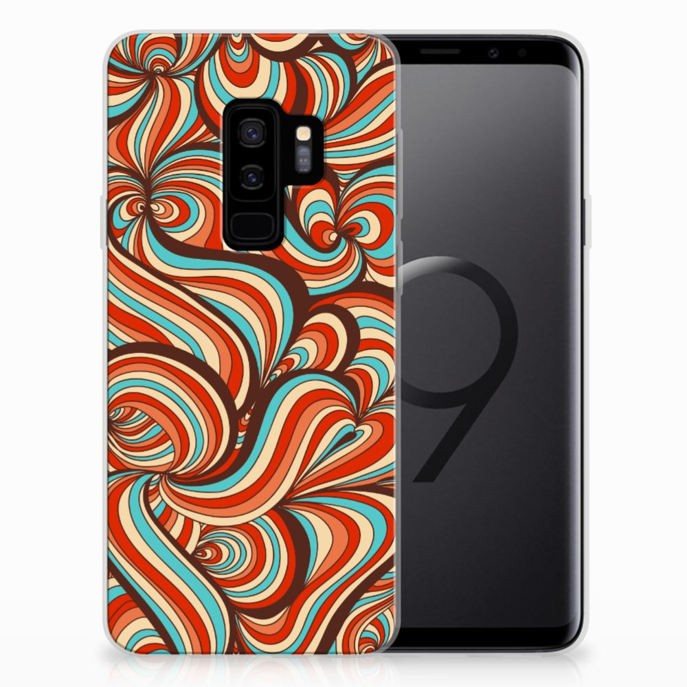 Samsung Galaxy S9 Plus Hoesje maken Retro