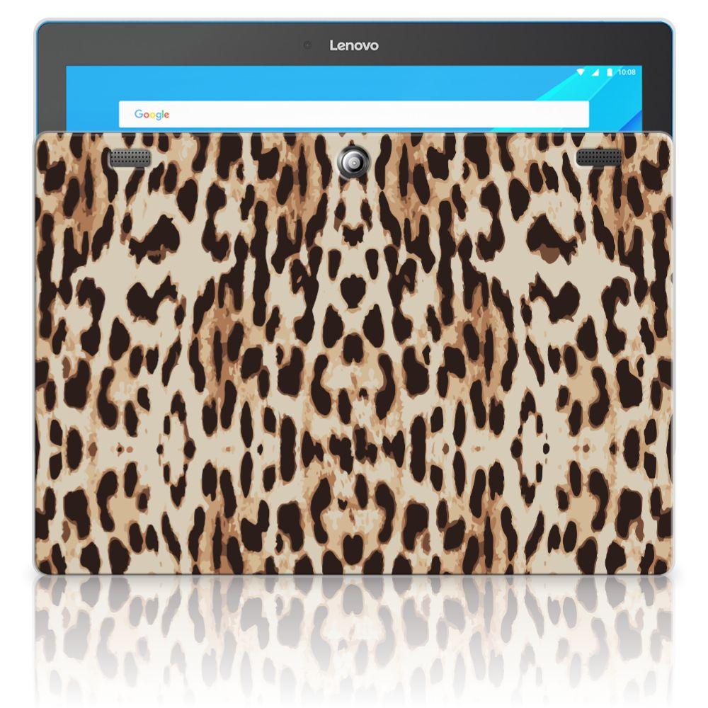 Lenovo Tab 10 | Tab 2 A10-30 Back Case Leopard