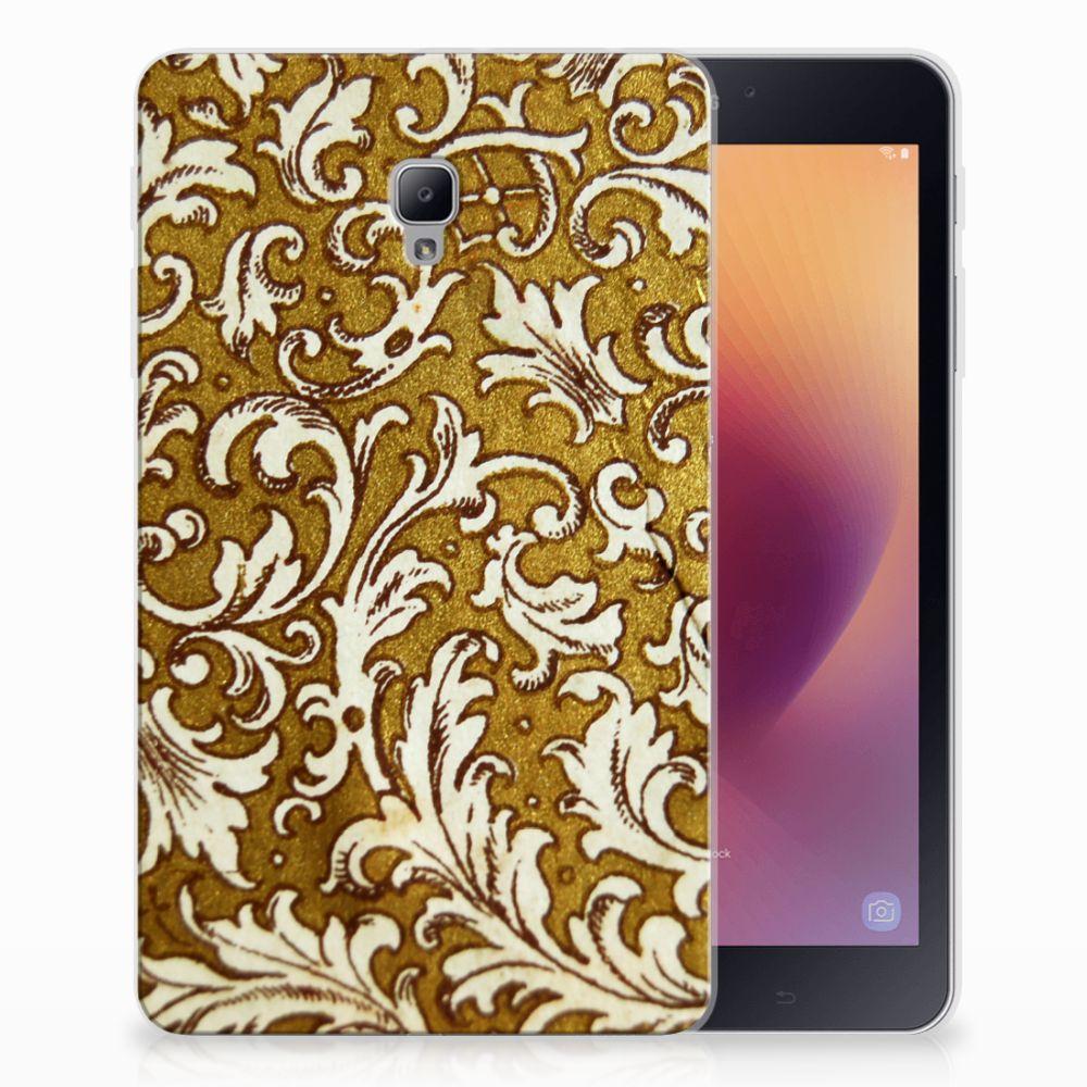 TPU Case Samsung Galaxy Tab A 8.0 (2017) Barok Goud