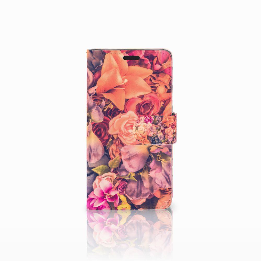 LG G3 Boekhoesje Design Bosje Bloemen