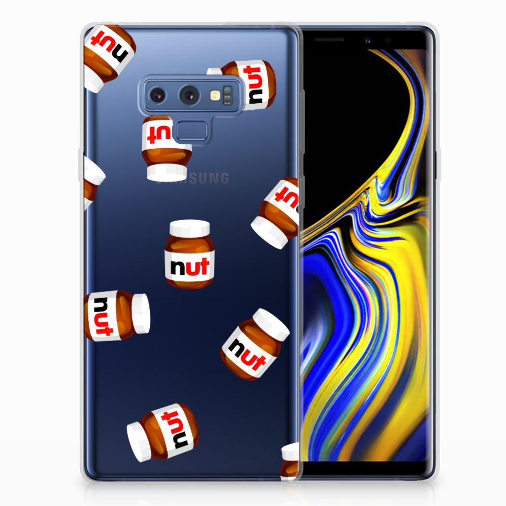 Samsung Galaxy Note 9 Siliconen Case Nut Jar