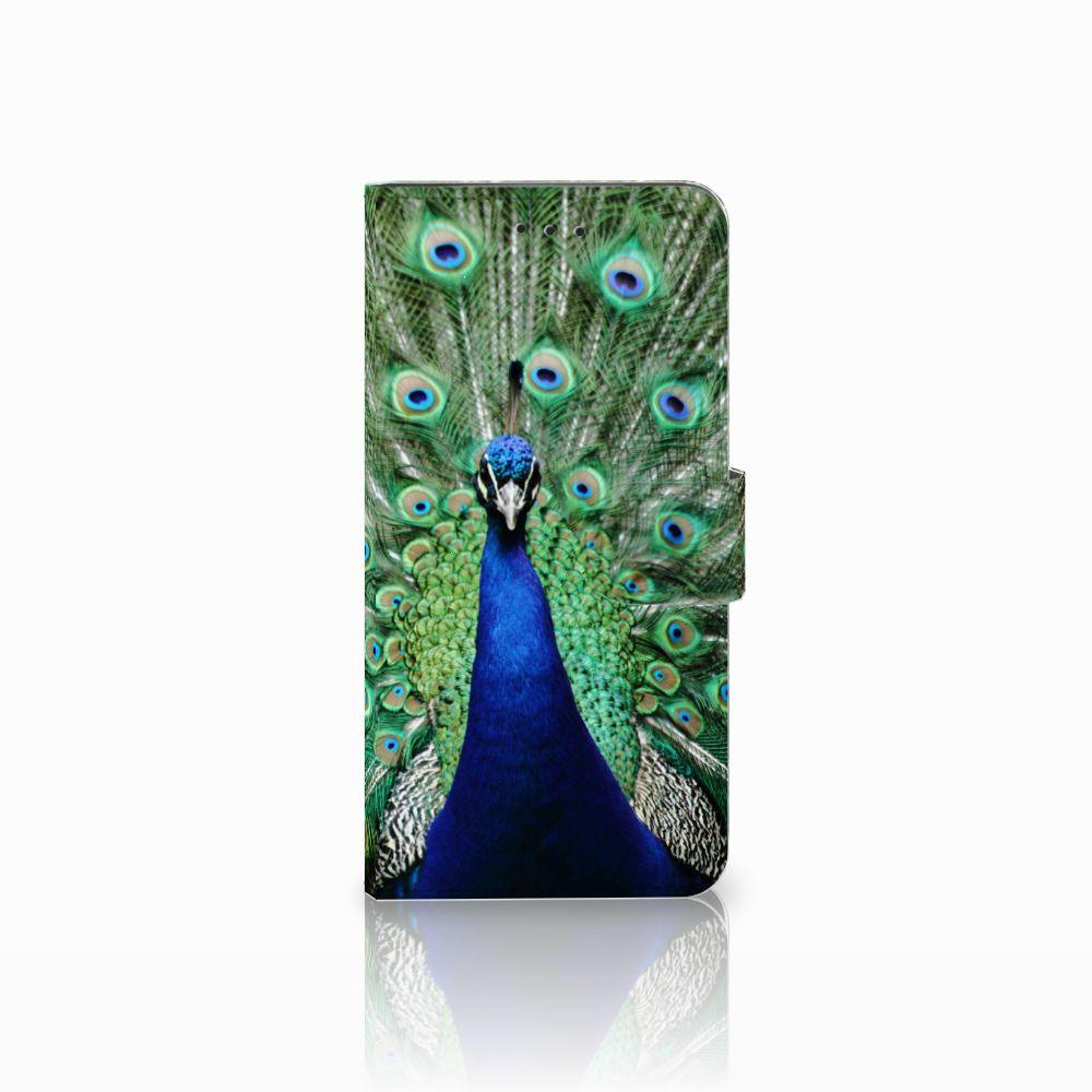 Motorola Moto E5 Play Boekhoesje Design Pauw