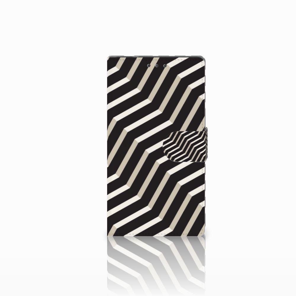Samsung Galaxy Note 4 Boekhoesje Design Illusion