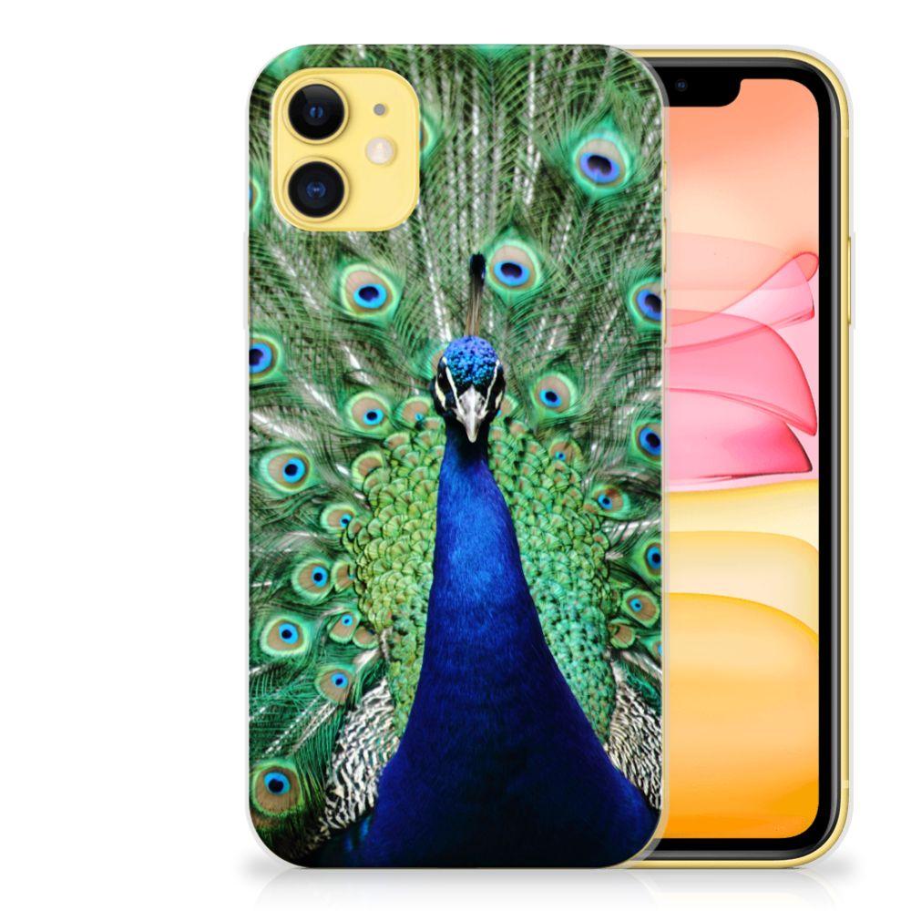 Apple iPhone 11 TPU Hoesje Pauw