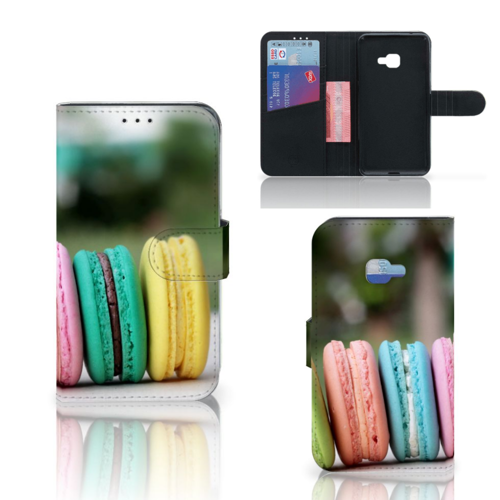 Samsung Galaxy Xcover 4 | Xcover 4s Book Cover Macarons