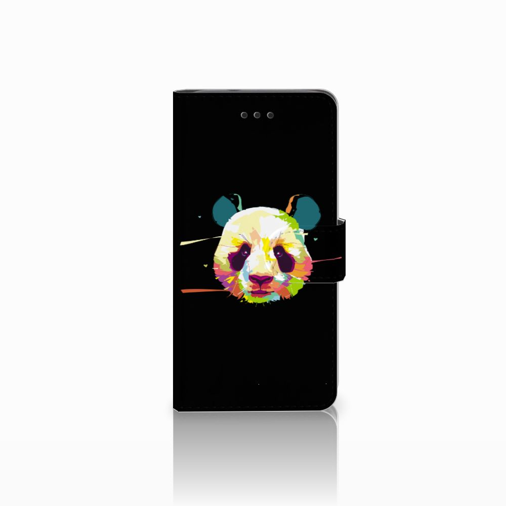 Huawei Y3 2017 Boekhoesje Design Panda Color