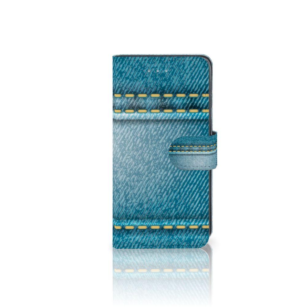 Samsung Galaxy J3 2016 Boekhoesje Design Jeans